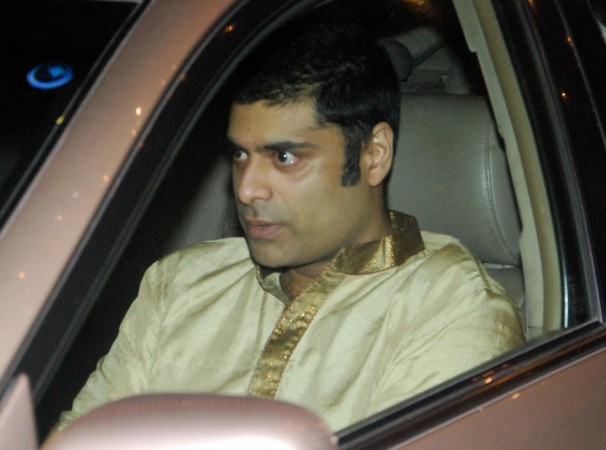 Anupam Kher's son Sikander Kher (Varinder Chawla)