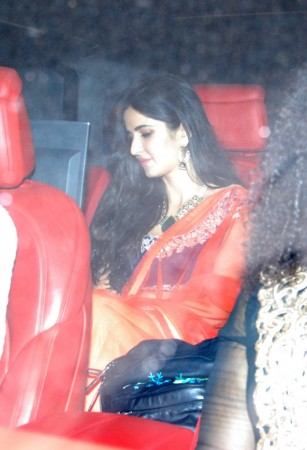 Katrina Kaif Clicked in the car (Varinder Chawla)