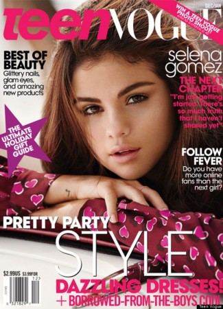 Selena Gomez Covers Teen Vogue: Single But Not In A Hurry To Mingle