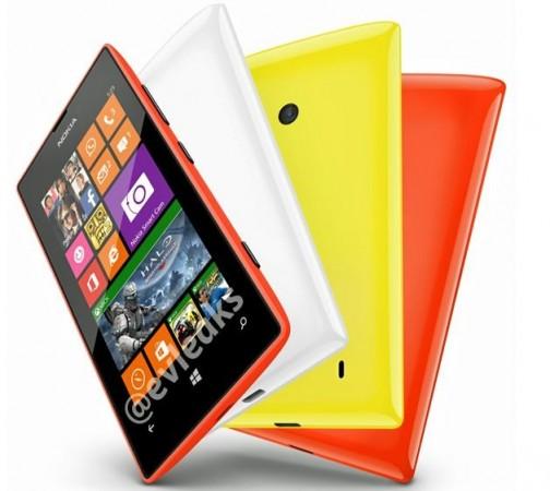Nokia Lumia 525 (Credit: Evleaks)