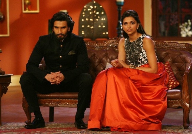 Ranveer Singh, Deepika Padukone (Varinder Chawla)