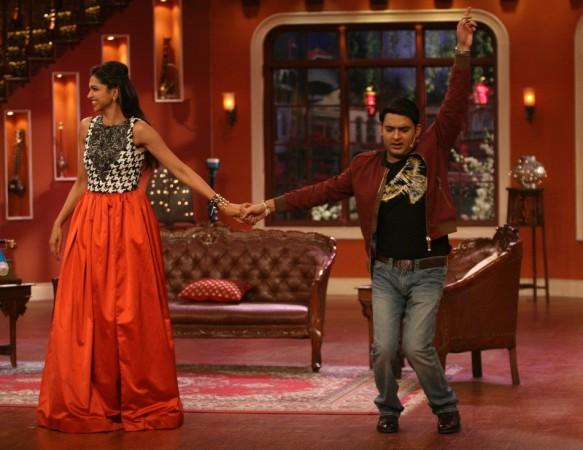Deepika Padukone, Kapil Sharma