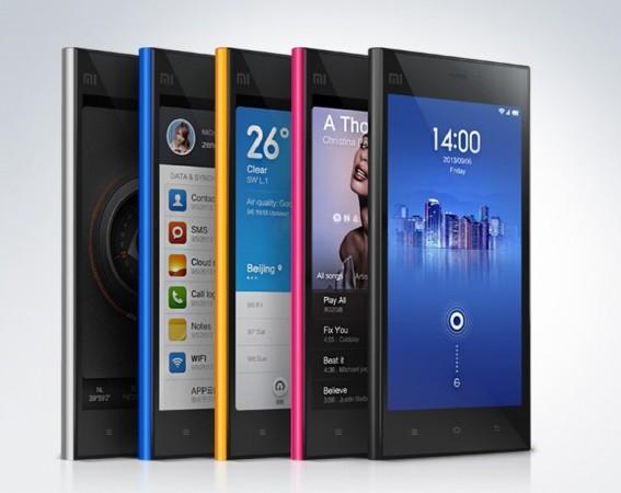 Xiaomi Mi3 (Tegra 4 version)
