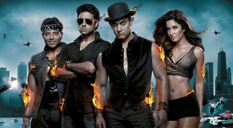 Aamir Khan starrer Dhoom 3 is expected to be a bigger hit than Krrish 3