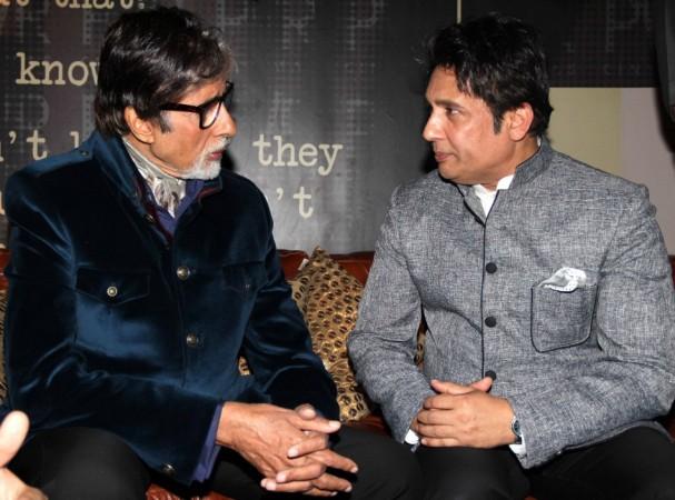 Amitabh Bachchan, Shekhar Suman