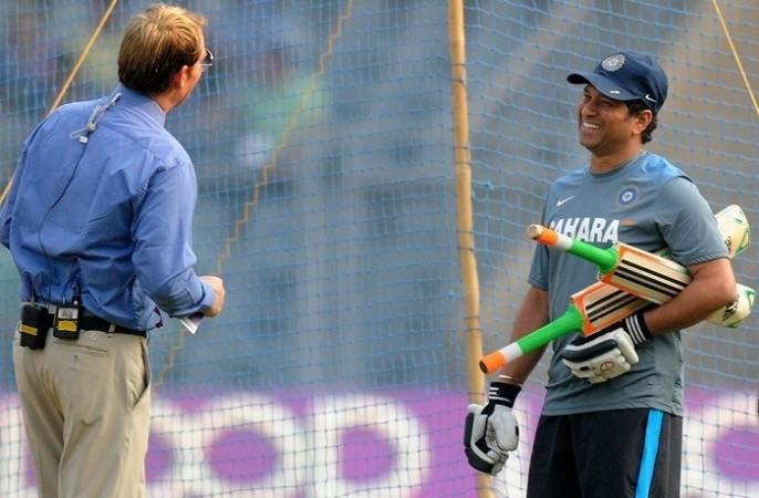 Sachin Tendulkar Shane Warne