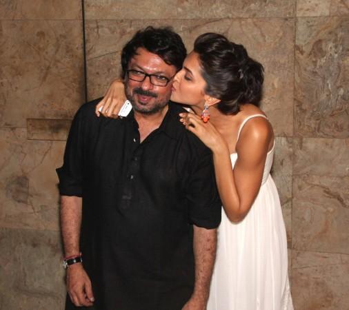 Sanjay Leela Bhansali, Deepika Padukone