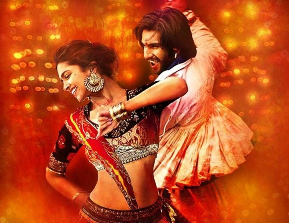 Ram-Leela is a Bollywood adaptation of Romeo and Juliet (RamLeelaMovie/facebook)