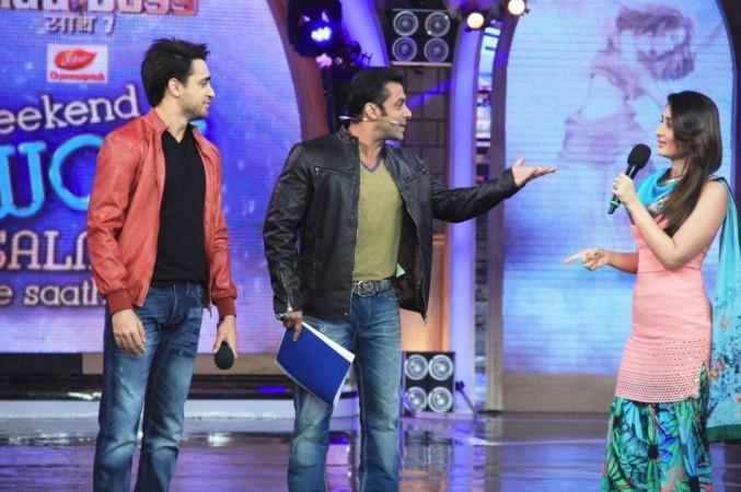 Kareena Kapoor, Imran Khan, Salman Khan