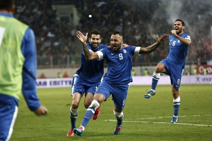 Mitroglou Greece