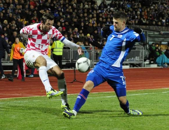 Croatia v Iceland