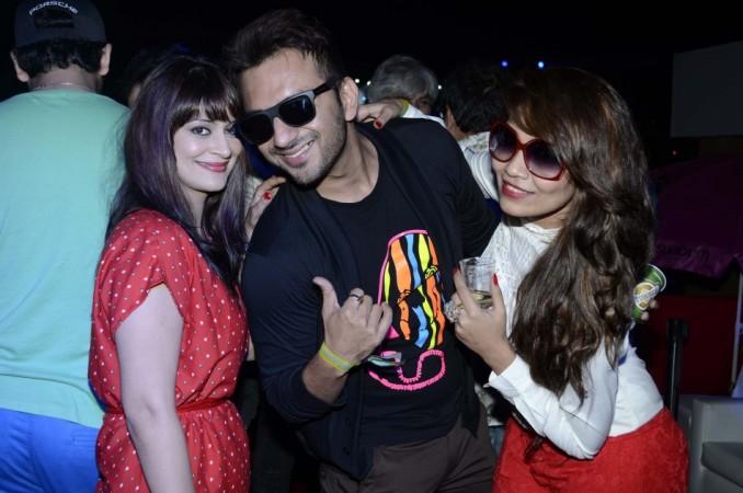 Candy Brar, Ali Merchant, Aliza Khan