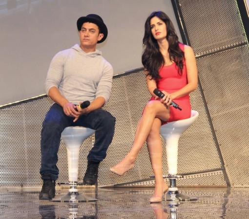Aamir Khan, Katrina Kaif (Varinder Chawla)