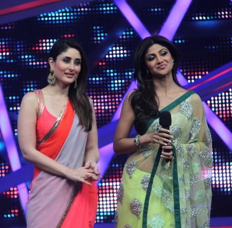 Kareena Kapoor, Shilpa Shetty