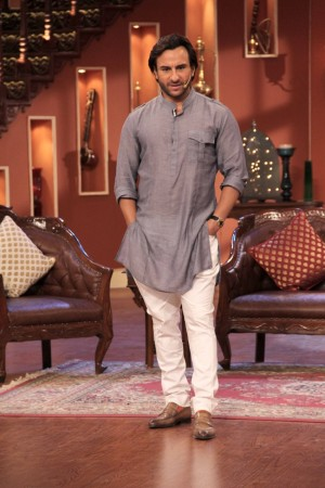 Saif Ali Khan (Varinder Chawla)