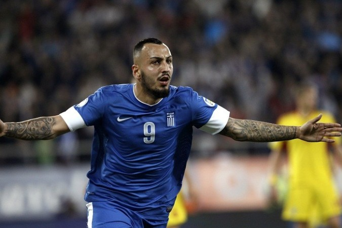 Kostas Mitroglou Greece