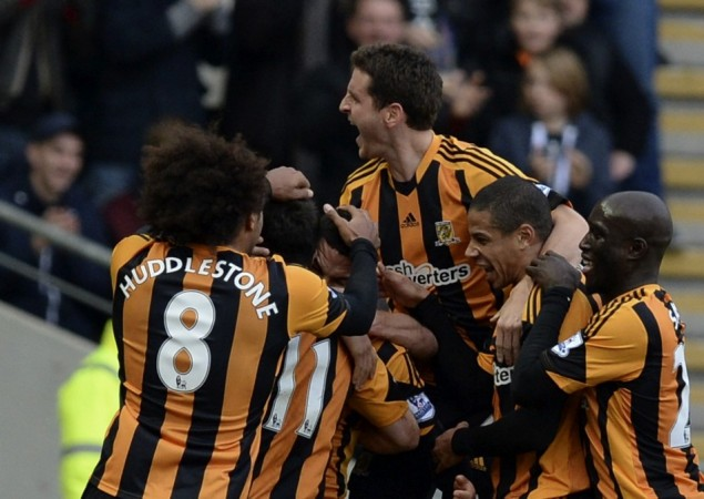 Hull City beat Liverpool for the first time