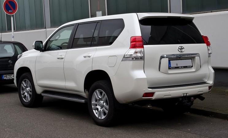 Toyota Unveils New Land Cruiser Prado in India for ₹  84.87 lakh