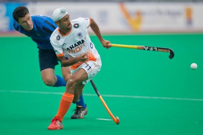 India's Mandeep Singh