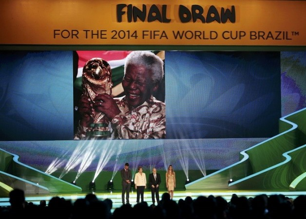 Mandela World Cup Draw