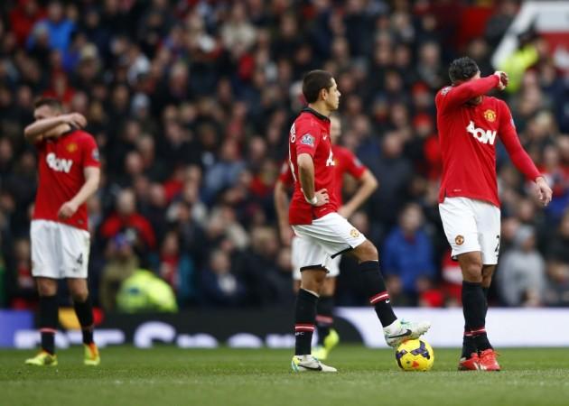 Manchester United v Newcastle