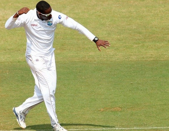Shane Shillingford West Indies