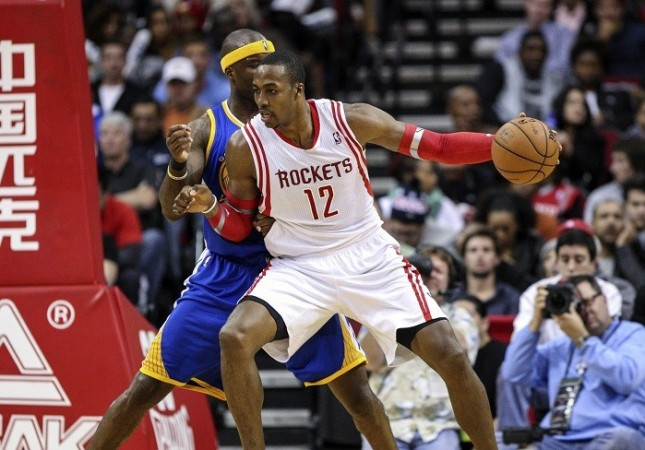 Houston Rockets Dwight Howard Golden State Warriors