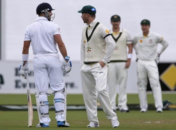 Michael Clarke Matt Prior Ashes Australia England