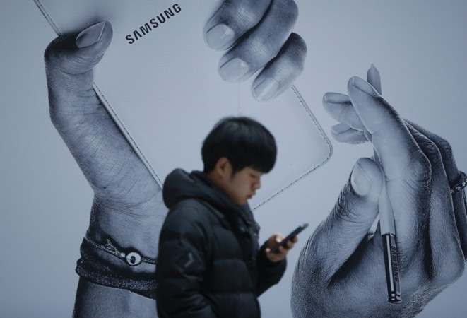 Samsung Galaxy Note  phablet