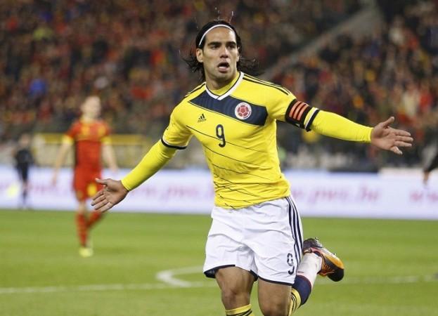 Radamel Falcao Colombia