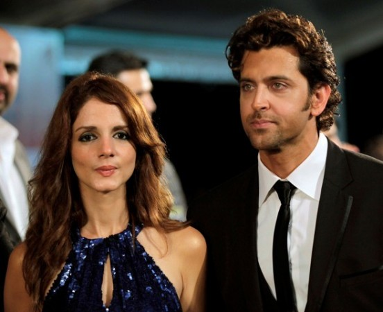 Hrithik and Sussanne Roshan Announce Split (Reuters)