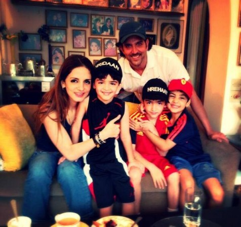 Hrithik Roshan and wife Sussanne Khan-Roshan call it quits