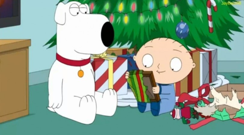 Brian Griffin, Family Guy