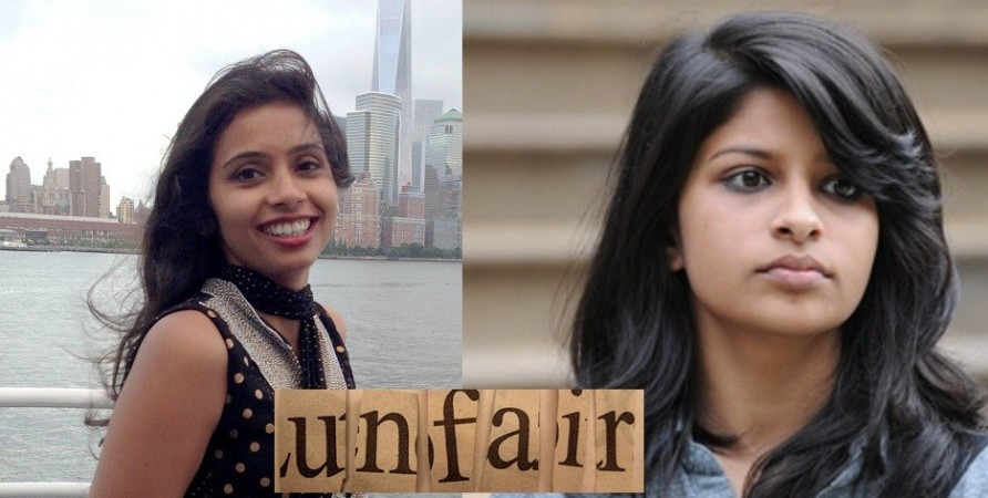 Devyani and Krittika Both Victims of US Excess