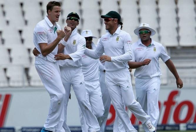 Morne Morkel Du Plessis South Africa