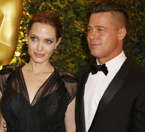 Brangelina Watch: Brad Pitt and Angelina Jolie Spotted at the Gold Coast with Kids