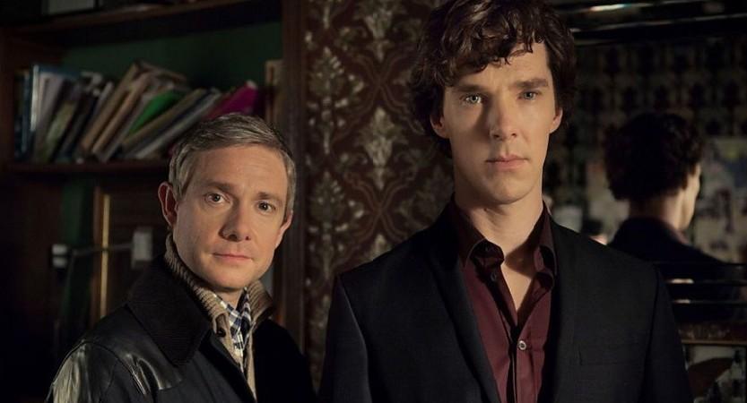 Watson and Sherlock