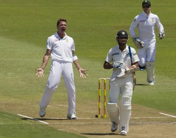 Dale Steyn Murali Vijay South Africa India