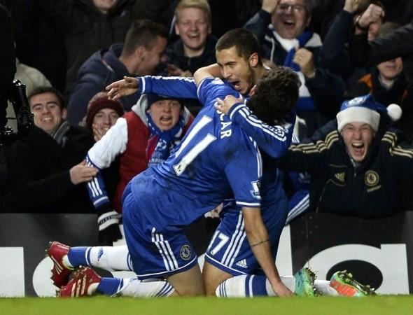 Hazard Oscar Chelsea