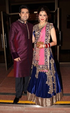Aamna Shariff Amit Kapoor Wedding Reception Bollywood Celebrities