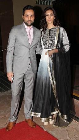 Abhay Deol with Preeti Desai (Varinder Chawla)