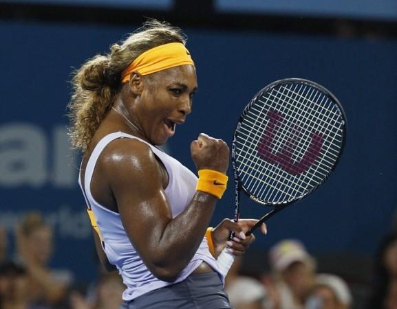 Serena Williams Brisbane