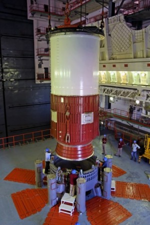 ISRO Gears up to Launch Indigenous GSLV