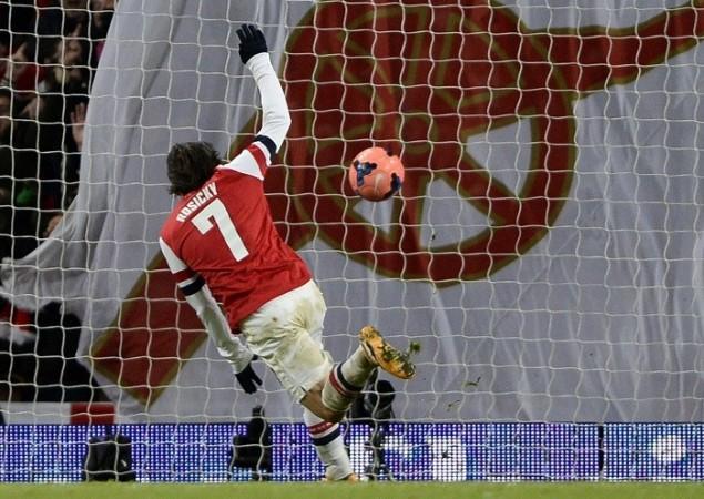 Arsenal Tomas Rosicky