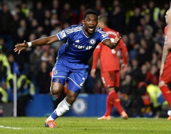 Samuel Eto'o Chelsea