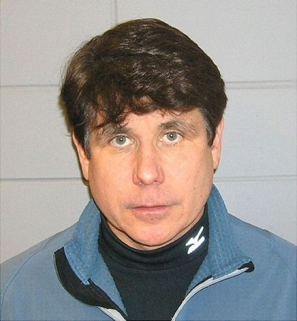 US Marshals photo of Blagojevich on the day of his arrest