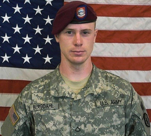 """Sergeant Bowdrie """"Bowe"""" Robert Bergdah  United States Army soldier who has been in the captivity of the Taliban-aligned Afghanistan Haqqani network since June 2009."""