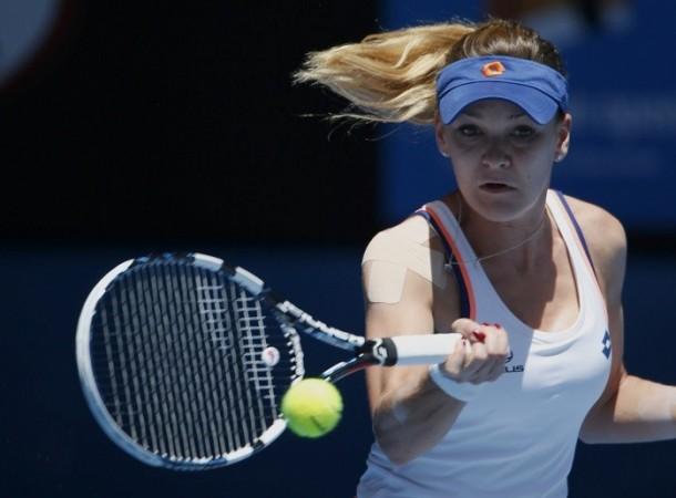 Agnieszka Radwanska Australian Open