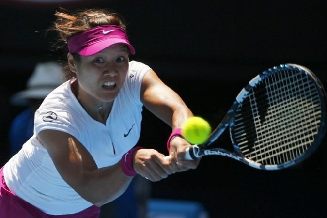 Li Na Australian Open