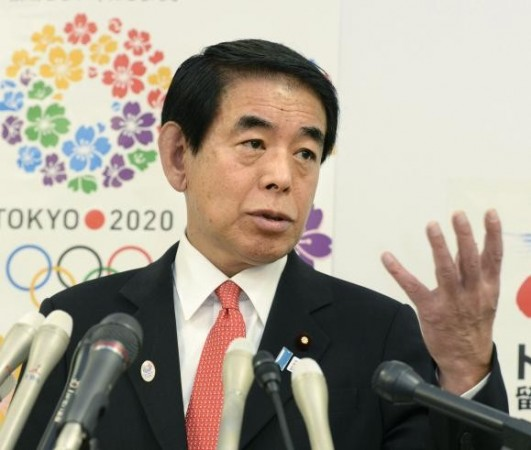 Japan's Education Minister Hakubun Shimomura speaks during a news conference in Tokyo in this photo taken by Kyodo January 28, 2014.
